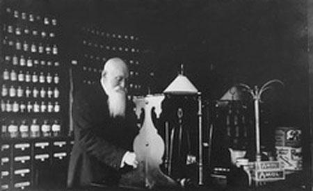 Apotheker Albertus van Beem Timmermann I